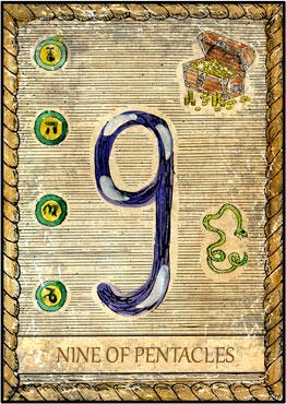 El Tarot de Samiramay - Preciosísima baraja 4410