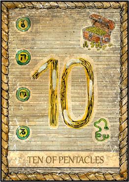 El Tarot de Samiramay - Preciosísima baraja 4510