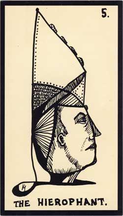 Baraja - Tarot Astral, 1969 por Mont-Saint-Johns 512