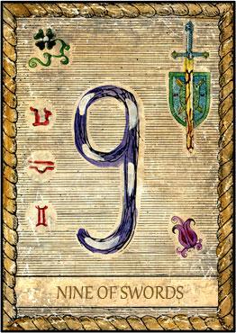 El Tarot de Samiramay - Preciosísima baraja 5810
