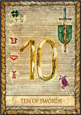 El Tarot de Samiramay - Preciosísima baraja 5910
