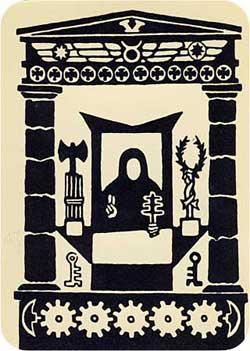 Baraja Psycho-Tarot por Hurley y Horler 5_hier10