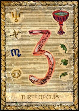 El Tarot de Samiramay - Preciosísima baraja 6610