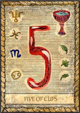 El Tarot de Samiramay - Preciosísima baraja 6810