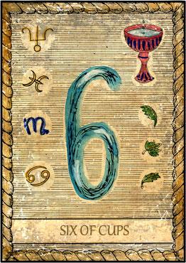 El Tarot de Samiramay - Preciosísima baraja 6910