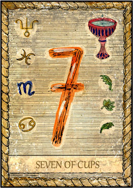 El Tarot de Samiramay - Preciosísima baraja 7010