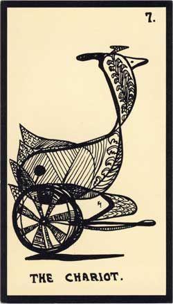 Baraja - Tarot Astral, 1969 por Mont-Saint-Johns 712