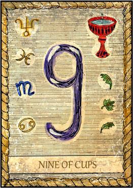 El Tarot de Samiramay - Preciosísima baraja 7210