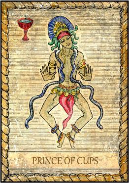 El Tarot de Samiramay - Preciosísima baraja 7410