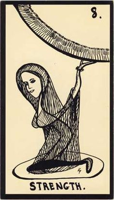 Baraja - Tarot Astral, 1969 por Mont-Saint-Johns 812