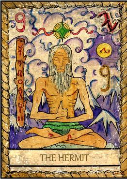 El Tarot de Samiramay - Preciosísima baraja 910