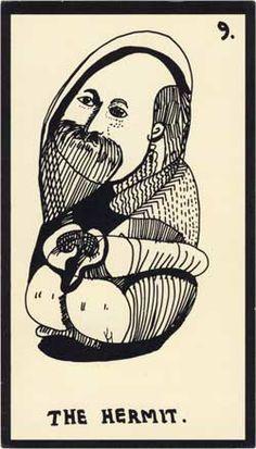 Baraja - Tarot Astral, 1969 por Mont-Saint-Johns 911
