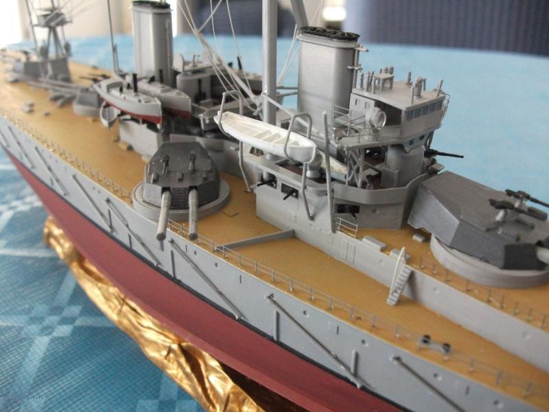HMS DREADNOUGHT 1/350 zvevda Dscf1510