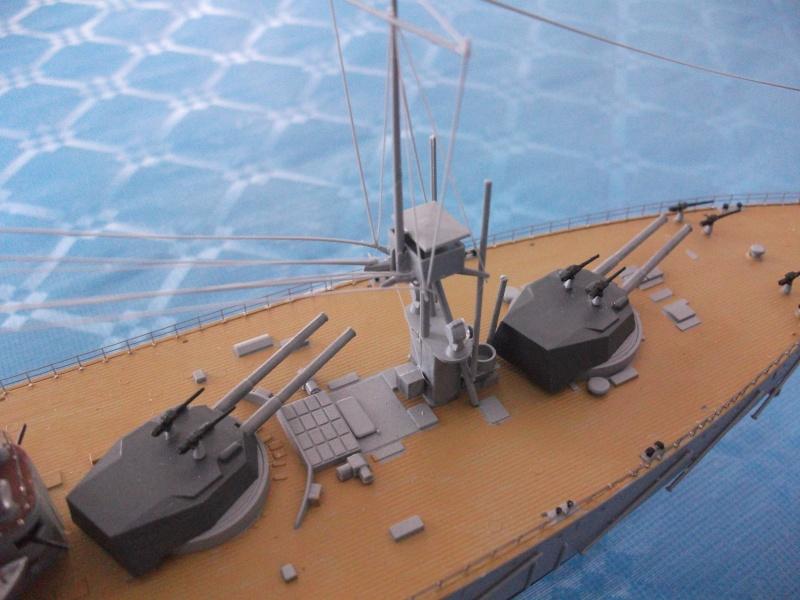 HMS DREADNOUGHT 1/350 zvevda Dscf1513