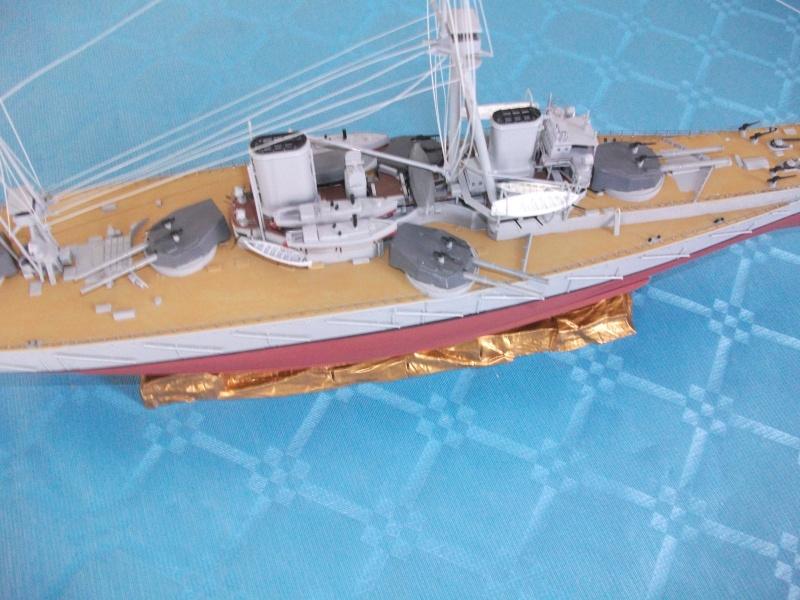HMS DREADNOUGHT 1/350 zvevda Dscf1516