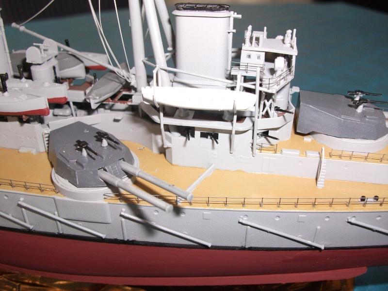 HMS DREADNOUGHT 1/350 zvevda Dscf1517