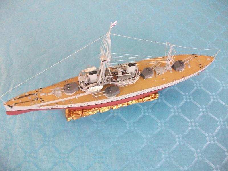 HMS DREADNOUGHT 1/350 zvevda Dscf1519
