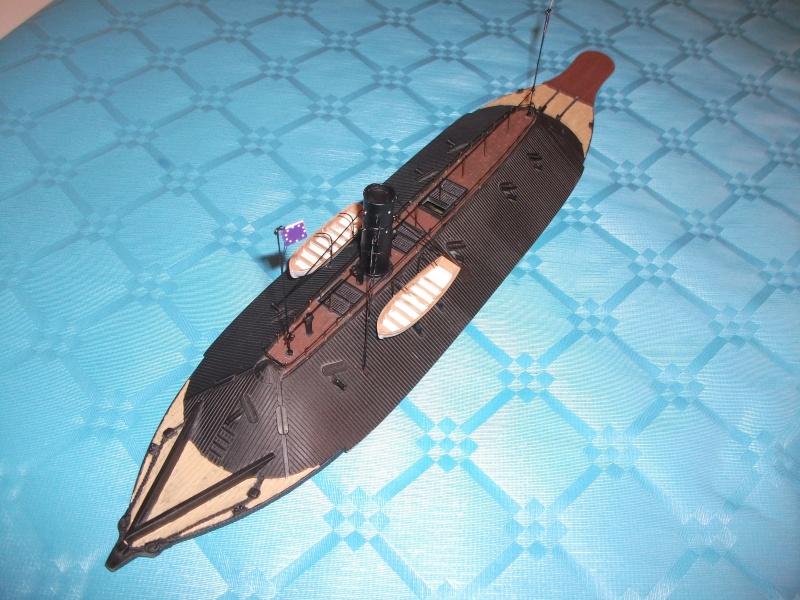 Ironclad CSS VIRGINIA    1/200  Résine VERLINDEN  Dscf1626