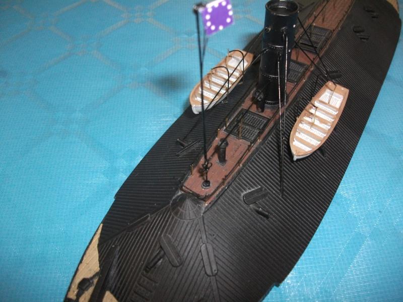 Ironclad CSS VIRGINIA    1/200  Résine VERLINDEN  Dscf1630