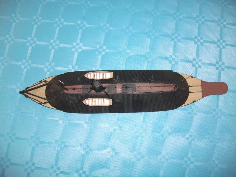 Ironclad CSS VIRGINIA    1/200  Résine VERLINDEN  Dscf1631