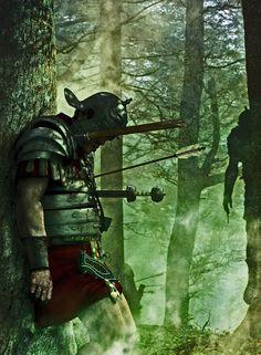Teutoburg : Varus, Varus, Varus, rends-moi mes légions ! T3010