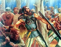Teutoburg : Varus, Varus, Varus, rends-moi mes légions ! T3410