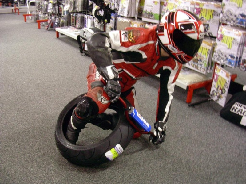 Jean moto chauffant Image14
