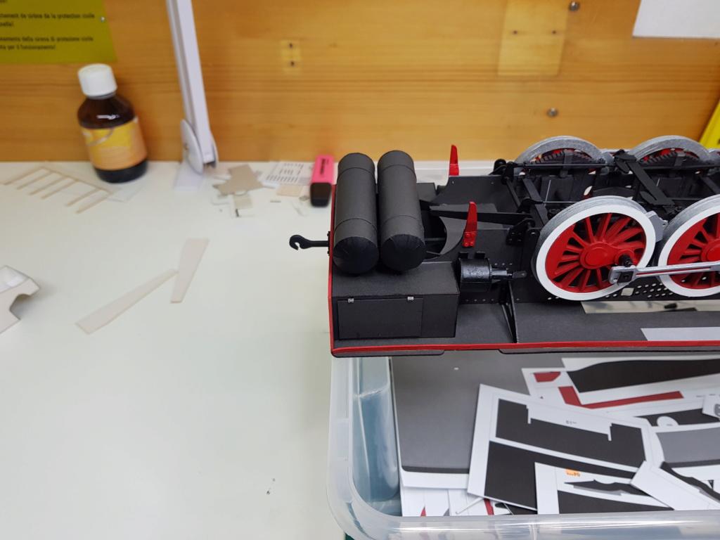 Tkw2 von Modelik 1:25 gebaut von Swissboy - Seite 3 20181212
