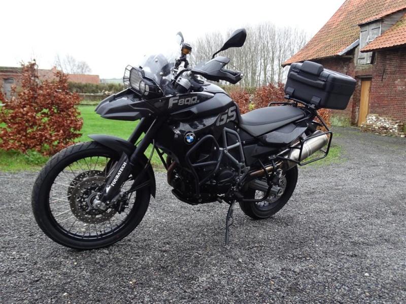 BMW F800 GS Black (Préparation Offroad) Dsc03411