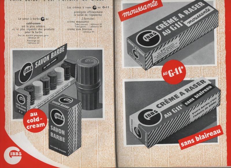 Lames de rasoir GIBBS et produits de la marque Catalo11