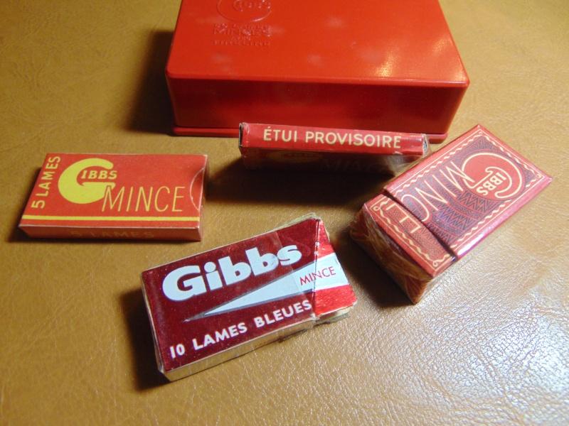 Lames de rasoir GIBBS et produits de la marque Dsc03116