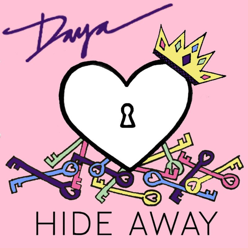 Hide Away - Daya 31962010
