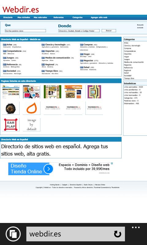 Directorio web :: www.webdir.es Wp_ss_11