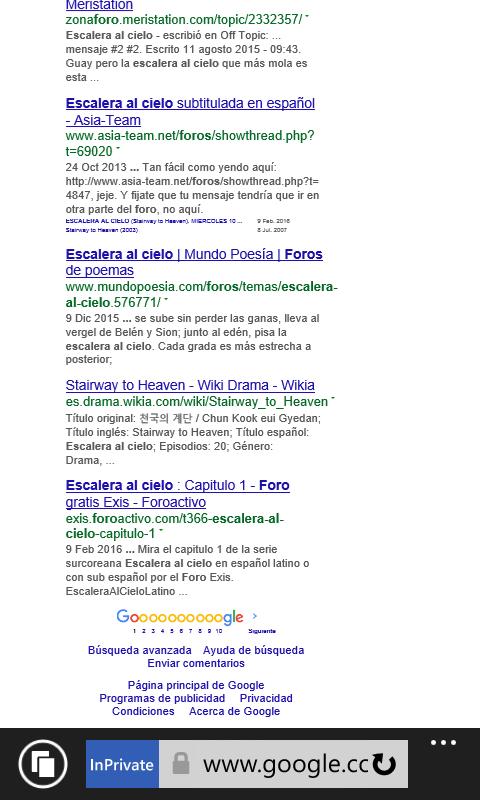 Los mejores resultados de Exis en el buscador de Google Wp_ss_19