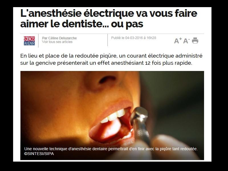 L'anesthésie électrique va vous faire aimer le dentiste... ou pas Sans_197