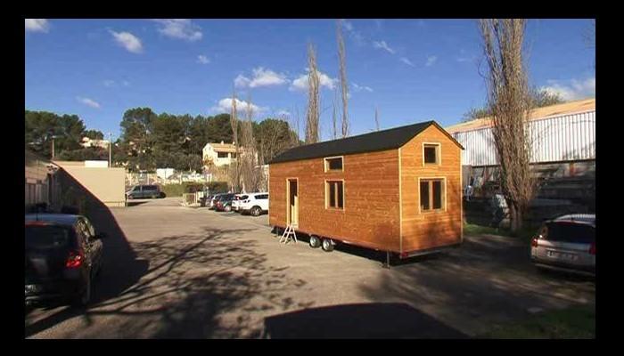 Sans permis de construire, autonomes et mobiles, les tiny house arrivent dans l'Hérault Sans_t21