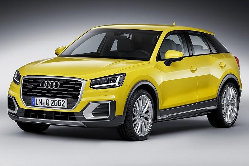 2016 - [Audi] Q2 - Page 13 Audi-q11