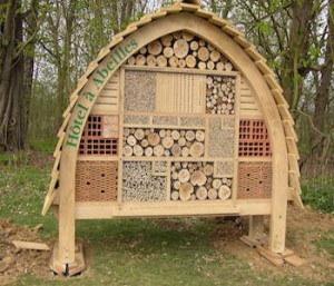 Comment fabriquer des hotels pour insectes et amis du jardinier Image17