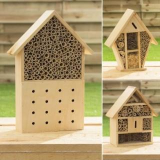 Comment fabriquer des hotels pour insectes et amis du jardinier Image27