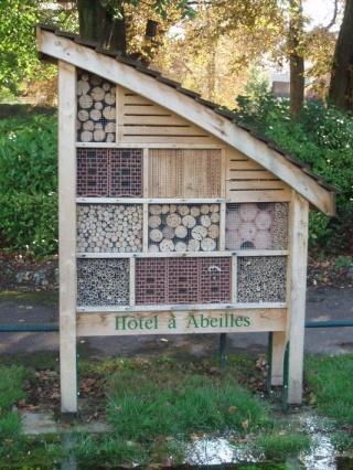 Comment fabriquer des hotels pour insectes et amis du jardinier Image28