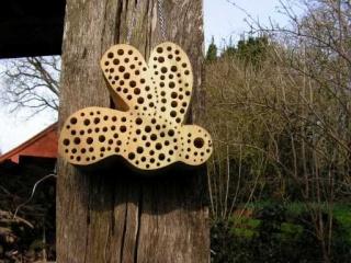 Comment fabriquer des hotels pour insectes et amis du jardinier Image29