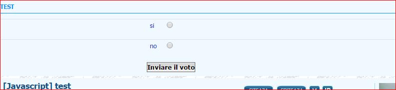 Centrare le opzioni del sondaggio Captur10