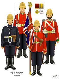 infanterie anglaise 1879 960fba10