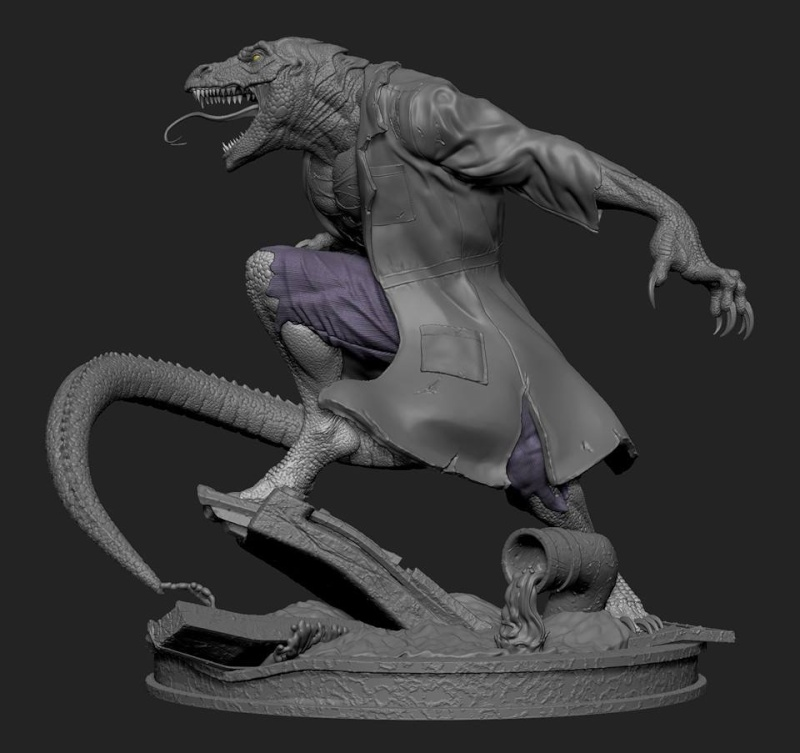 Premium Collectibles : Lizard 10399010