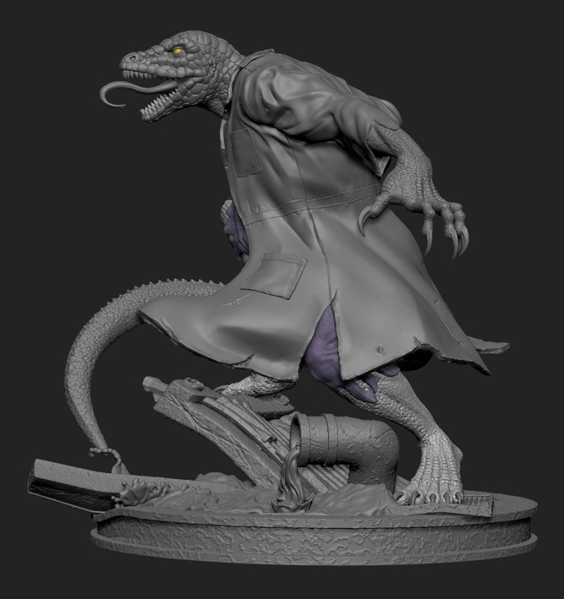Premium Collectibles : Lizard 10583810