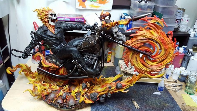 Premium Collectibles : Ghost Rider - Page 2 12376710