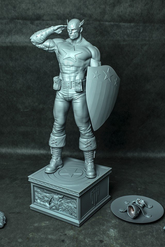 Premium Collectibles : Captain America - Sentinel of liberty - Page 2 1255_110