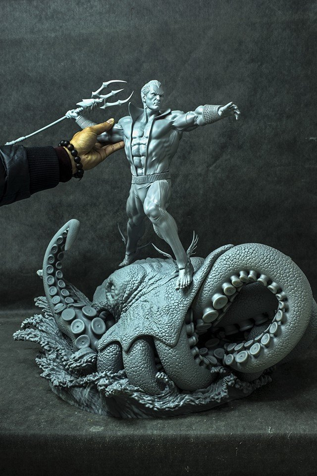 Premium Collectibles : Namor the First, Prince of Atlantis - Page 2 12705310