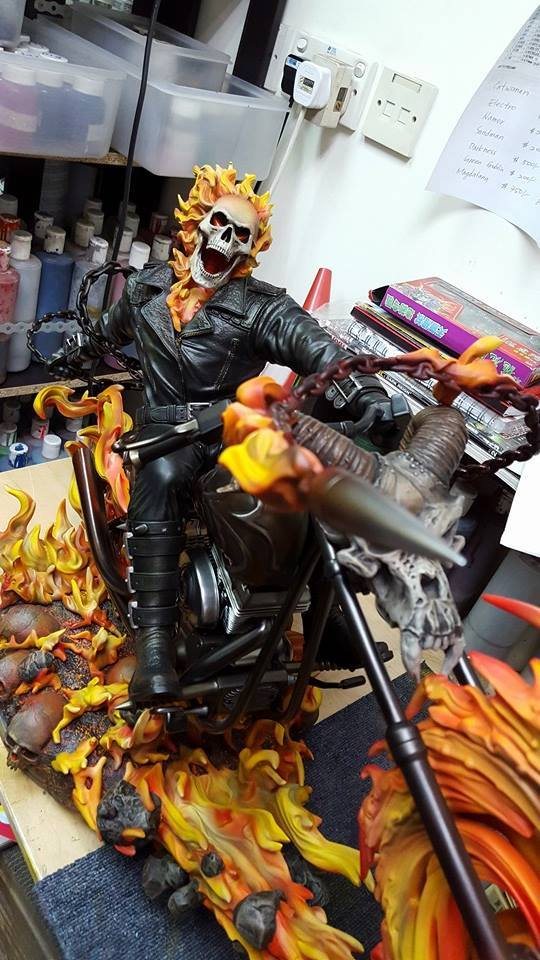 Premium Collectibles : Ghost Rider - Page 2 12809710