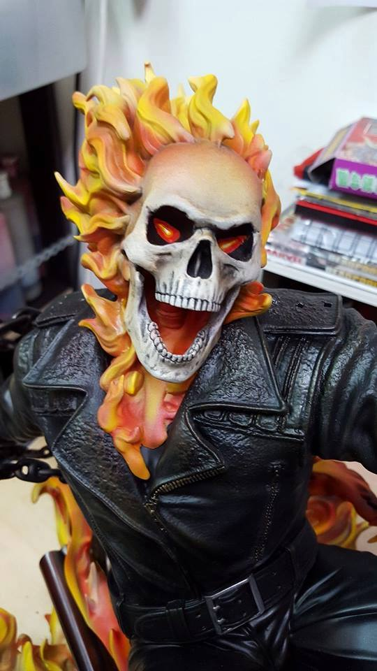 Premium Collectibles : Ghost Rider - Page 2 12813910